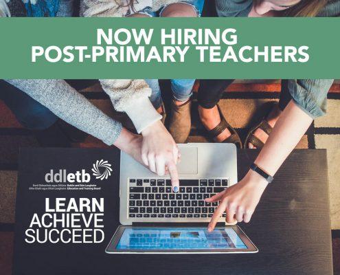 Now-Hiring-Teachers-DDLETB