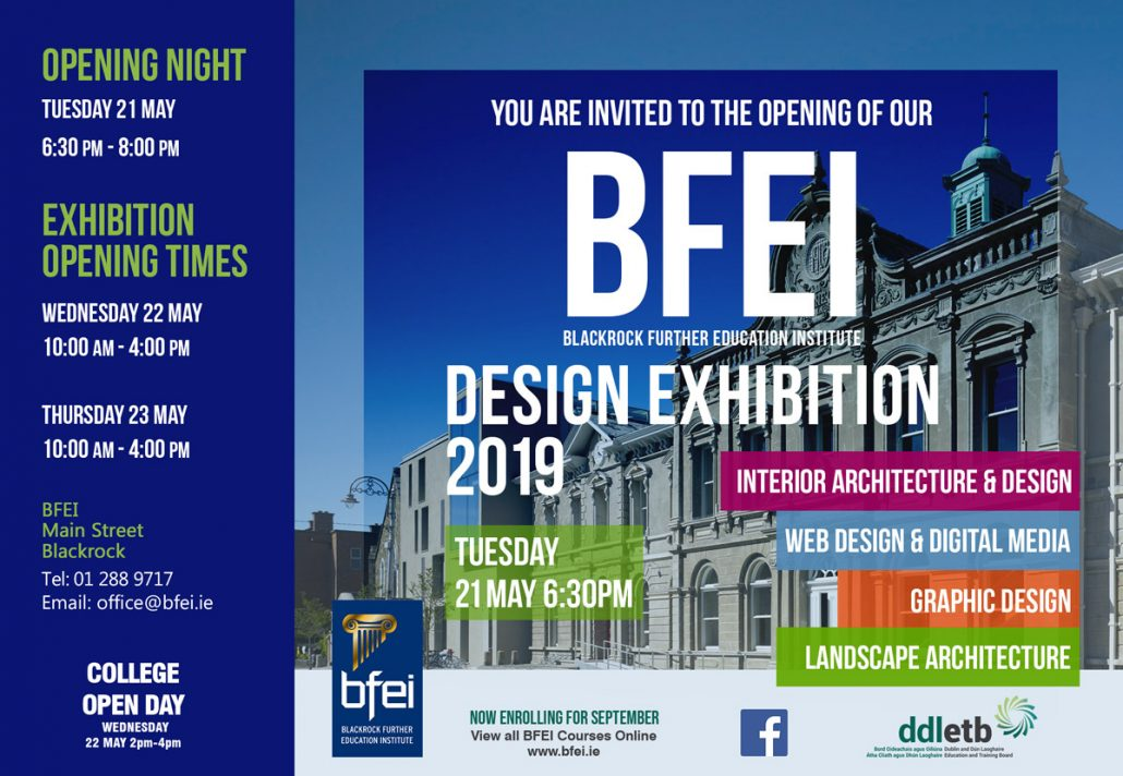 BFEI-Exhibition-Invitation-2019 Design Exhibition