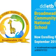 Broadmeadow-Now-Enrolling-DDLETB