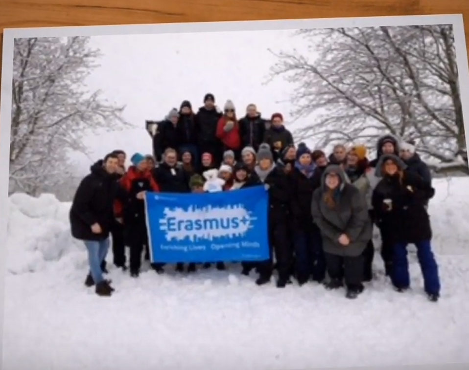 Dundrum College Further Education Erasmus + EPIC 2020