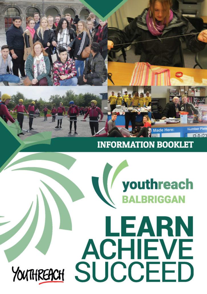 Balbriggan Youthreach Brochure Cover