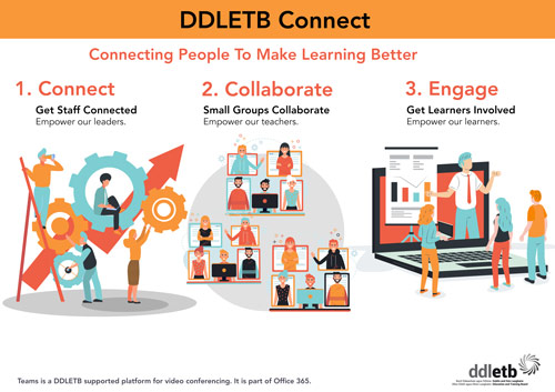 DDLETB Why Connect - Download PDF