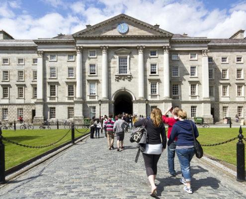 Trinity College Dublin DDLETB