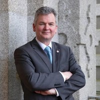 Paddy Lavelle CEO DDLETB