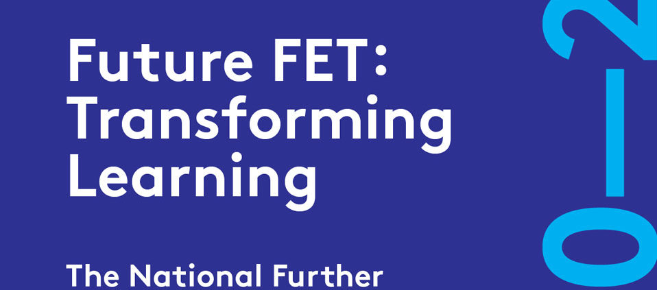 Future Further Education Training Launch