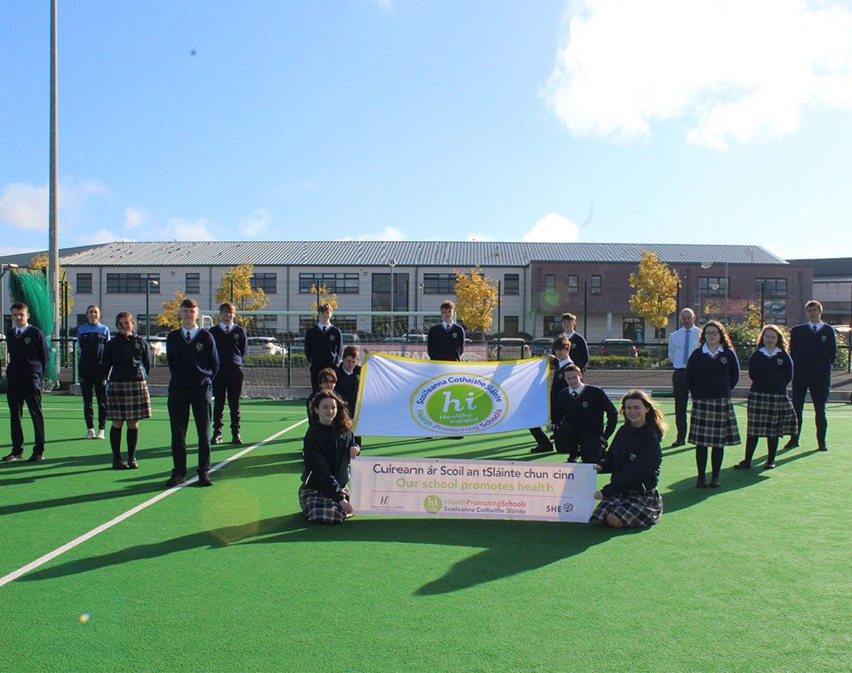 Health-Promoting-Schools-Flag-Awarded-to-Donabate