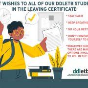 DDLETB Leaving Cert 2021